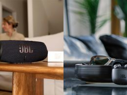 JBL welcomes new JBL Charge 5 and JBL TOUR Pro+ TWS – the latest additions to its line of audio products to celebrate its 75th Anniversary - Alvinology