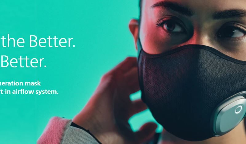 Philips Fresh Air Mask - the new era of Personal Air Filtering Wearables powered by ACM066's air filtering technology - Alvinology