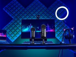 Razer launches Seiren V2 Pro and Seiren V2 X – new microphones for professionals and streamers; fully customizable audio mixing and sound profiles - Alvinology