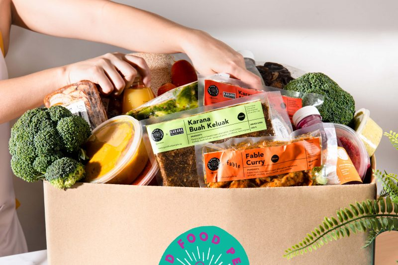SaladStop! will launch a new plant-based grocer on Deliveroo - Good Food People; get your hands on exciting bundles at up to 20% off - Alvinology