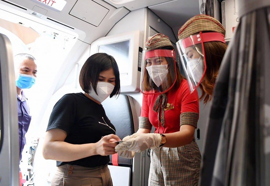 Vietjet offers free COVID-19 tests and zero fare promotion as it added 7 more flight destinations - Alvinology