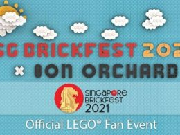 Singapore Brickfest 2021 is happening at ION Orchard this 25 October – featuring builds from Singapore's top LEGO builders, workshops, and exclusive merchandise - Alvinology