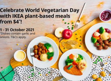 IKEA is serving new 3 plant-based dishes for World Vegetarian Day - Alvinology