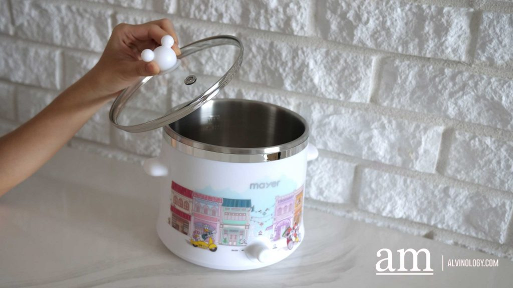 [Giveaway] Disney x Mayer Multi-Cooker and Disney x Mistral Air Purifier Review - Alvinology